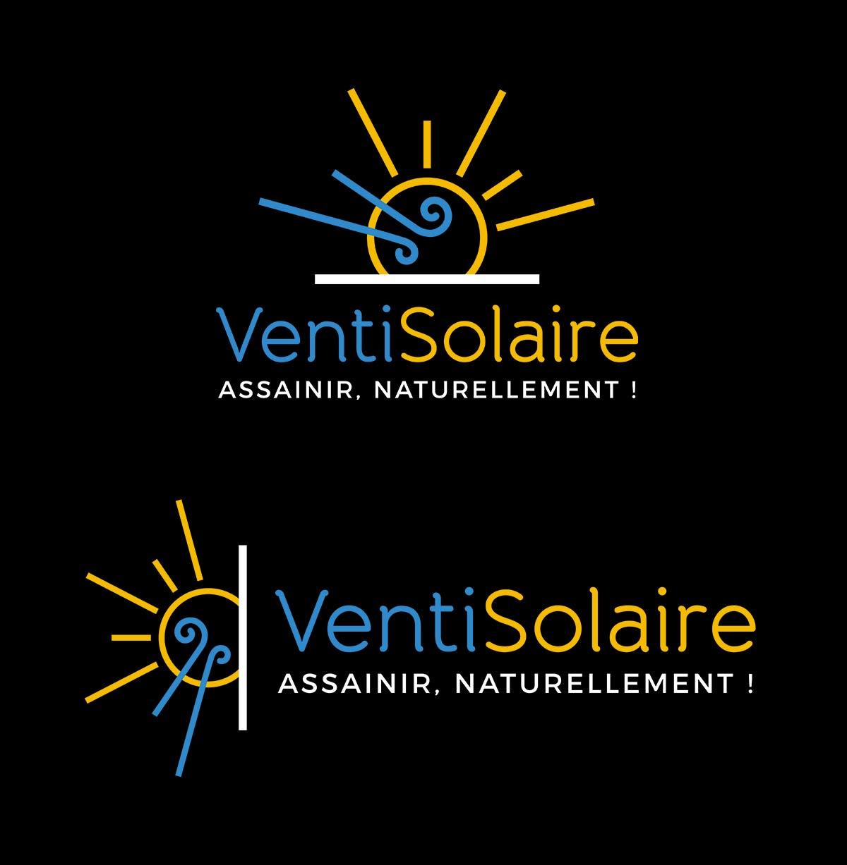 ventisolaire-logo-creation